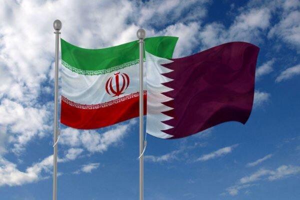 Tehran, Doha discuss boosting bilateral ties