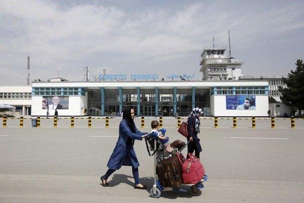 پرواز فردا صبح مشهد-کابل لغو شد