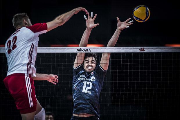 تداوم شکستهای تیم ملی والیبال ایران/ این بار به لهستان باختیم