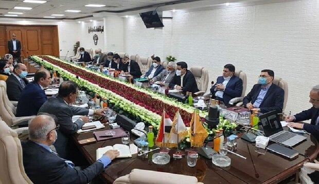 مباحثات إيرانية عراقية لتعزيز التعاون الثنائي بين البلدين