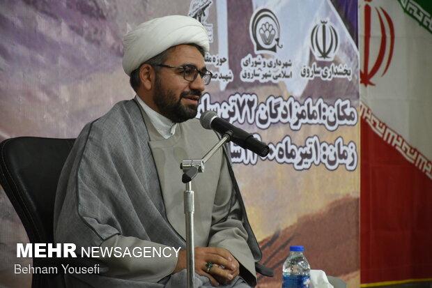 شخصیت قرآنی کربلایی کاظم در جهان اسلام بی نظیر است