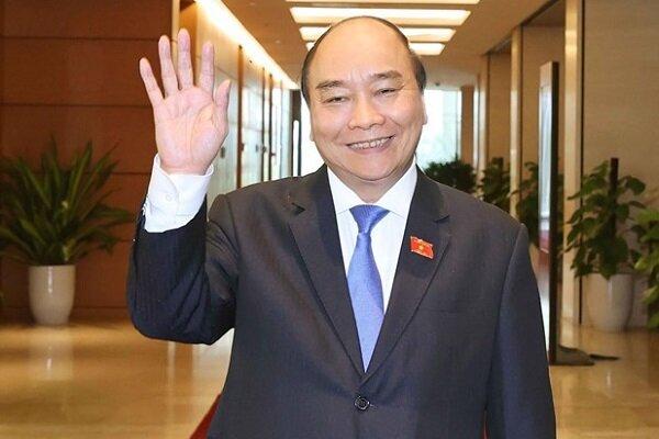 رئیس جمهور ویتنام انتخاب سید ابراهیم رئیسی را تبریک گفت