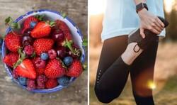 مصرف مواد خوراکی همراه ورزش به چربی سوزی بیشتر کمک می کند