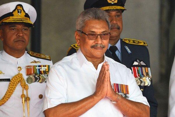 Sri Lanka Cumhurbaşkanından İbrahim Reisi'ye tebrik mesajı