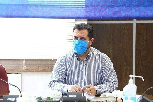 آمادگی بهداشتی  و انتظامی قزوین برای برگزاری آزمون سراسری ۱۴۰۰