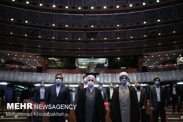 آیین  افتتاح سازمان داوری تعاون