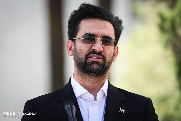 وزير الاتصالات الايراني يعلن عن توقيع اتفاق لانشاء اسواق اقليمية مشتركة