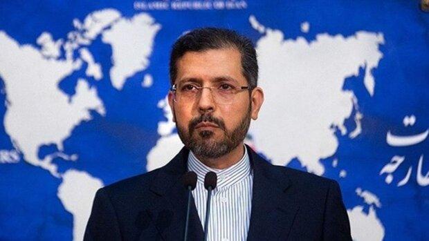 طهران تدین التفجیر الارهابی بمدينة الصدر وتعلن استعدادها للتعاون مع بغداد