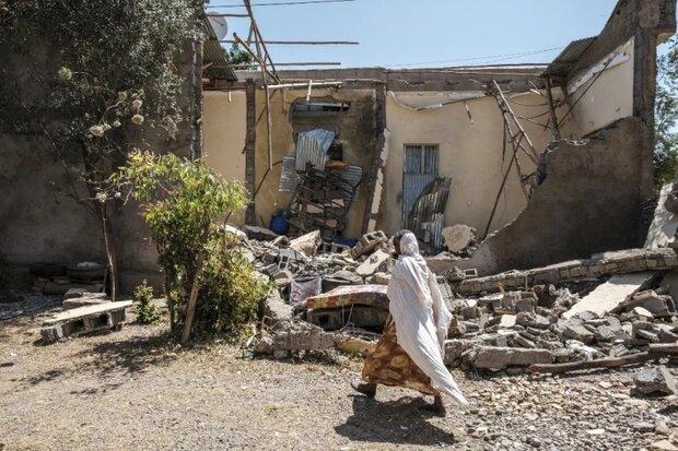 Airstrike hits busy market in Ethiopia, kills dozens