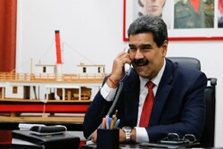 Maduro discusses Iran-Venezuela 'brotherly' ties with Raeisi