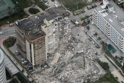 Death toll rises to 18 a week after Florida condo collapse