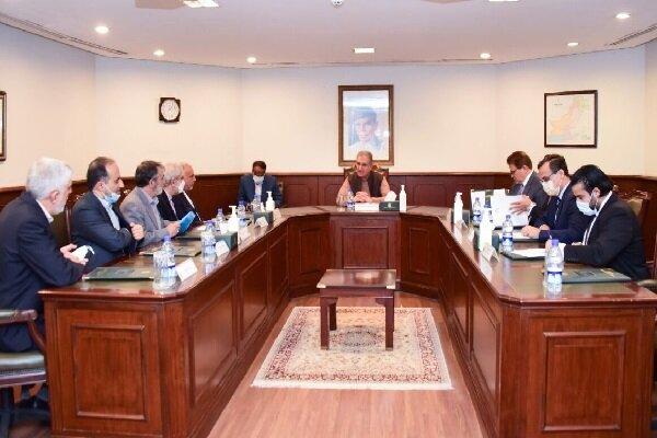 Iran, Pakistan discuss Afghan developments