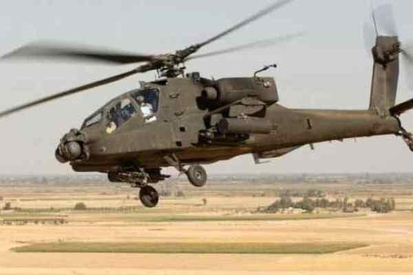 Kenya'da askeri helikopter düştü: 17 öldü, 6 yaralı