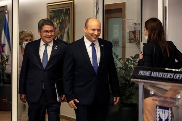 سفارت هندوراس در قدس اشغالی افتتاح شد