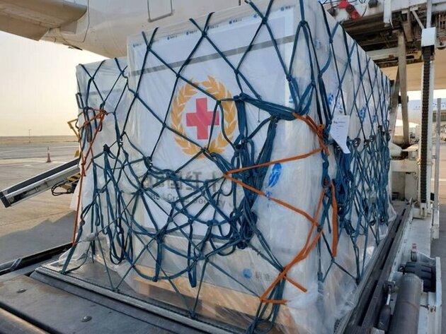 محموله یک میلیون دوزی واکسن چینی کرونا وارد فرودگاه امام شد