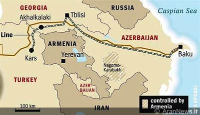 پلتفرم ۶ جانبه/خوابی که اردوغان و علیاف برای ترانزیت ایران دیدند