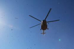 سقوط بالگرد گارد ملی روسیه در لنینگراد/ سه تن جان باختند