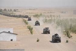Özbekistan, Afganistan sınırı yakınında askeri tatbikata başladı