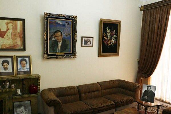 İranlı şair Şehriyar'ın evine kısa bir yolculuk