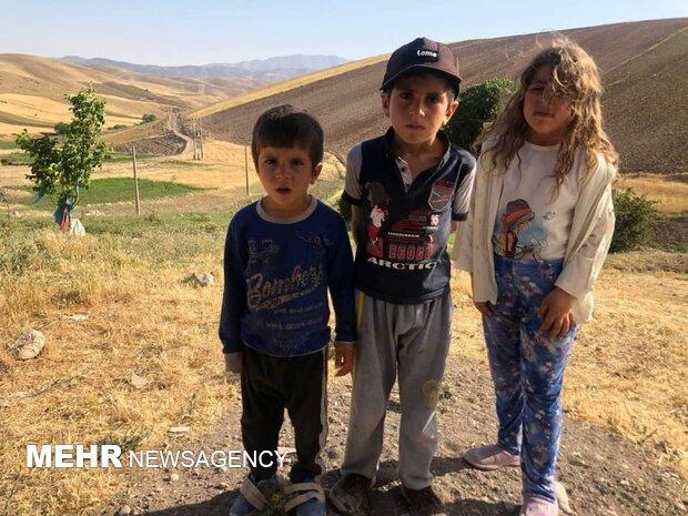 روستایی پشت کوه مشکلات/ از مشکل آب تا معطلی برای ۲ کیلومتر آسفالت