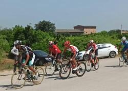 مسابقات دوچرخه سواری قهرمانی کشور آغاز شد