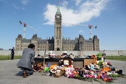 کینیڈا میں ایک اور اسکول کے باہر سے مزید 182 بچوں کی قبریں برآمد