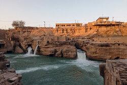 İran'da tarihi Şuşter Su Değirmenleri