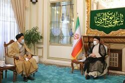 وزیر و معاونین وزارت اطلاعات با سید ابراهیم رئیسی دیدار کردند
