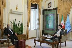 وزیر کار و رفاه اجتماعی با رئیسی دیدار و گفتگو کرد