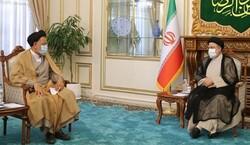 وزير الامن الايراني يقدم تقريرا للرئيس المنتخب حول اداء الوزارة