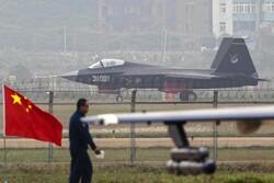 چین ۱۵۰ فروند جنگنده رادارگریز در تنگه تایوان مستقر میکند
