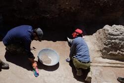 کشف تدفینهای انسانی در استان فارس