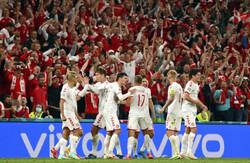 دانمارک با غلبه بر ولز به یک چهارم نهایی صعود کرد/ حذف یاران «بیل»