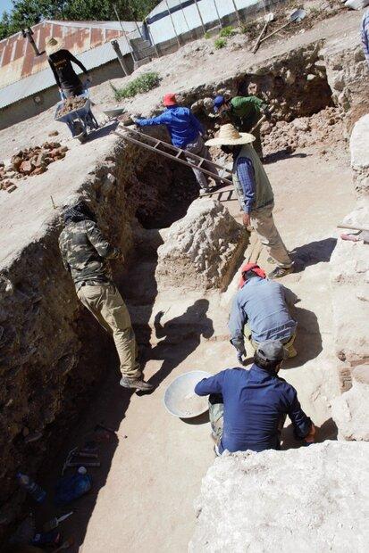 روایتی از یک کاوش باستانی؛آتشکده ای ساسانی در سوادکوه