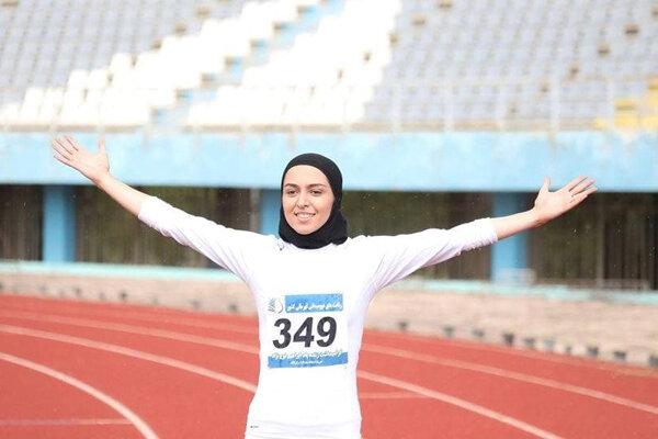 فصیحی نماینده ۱۰۰ متر ایران در المپیک شد