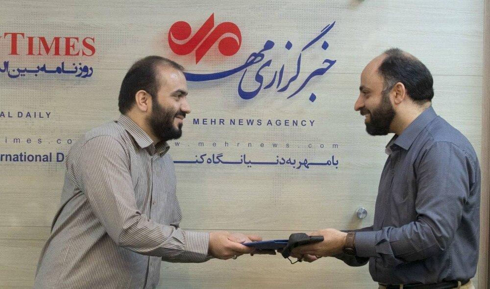 حسین طاهری بعنوان سرپرست معاونت خبر خبرگزاری مهر منصوب شد