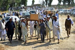 تلفات افغانستان