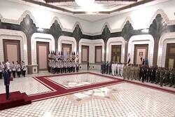 رایزنی های السیسی با مقامات عراقی