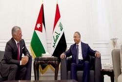 محورهای دیدار نخست وزیر عراق و پادشاه اردن