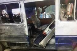 انفجار یک خودرو در ولایت پروان افغانستان/ ۱۱ تَن زخمی شدند