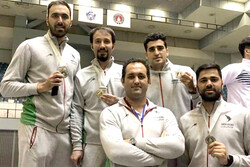 حضور «فتوحی» در تیم ملی شمشیربازی/ ترکیب تیم المپیکی مشخص شد