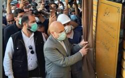 افتتاح نخستین کارخانه تولید مقوای «ایندربرد» ایران در اردستان