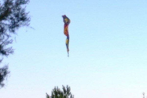Hot air balloon crash in New Mexico kills 5 people