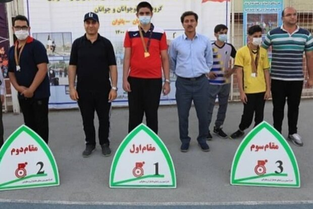 کسب ۳ طلا و یک نشان برنز حاصل تلاش ورزشکاران پارا دوومیدانی فارس