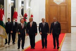 آمریکا: سفر سران مصر و اردن به عراق گامی در مسیر تقویت روابط است