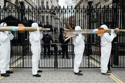 بریتانیا 20 ملیار دۆلار چەکی فرۆشتووەتە وڵاتانی پێشێل کاری مافی مرۆڤ