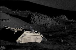 استفاده از فناوری نظامی برای تولید مریخ نورد کاملاً خودکار