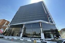 برج فناوری پارک علم و فناوری جهاد دانشگاهی کرمانشاه افتتاح شد