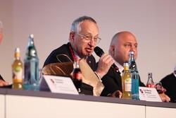 رئیس جدید کنفدراسیون کشتی اروپا انتخاب شد