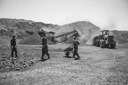 ۷۰ درصد معادن روباز مازندران ناایمن هستند
